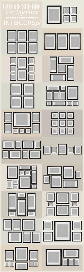 grids of artworks