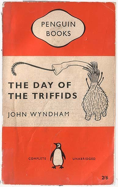 cover of the book the day of the triffids