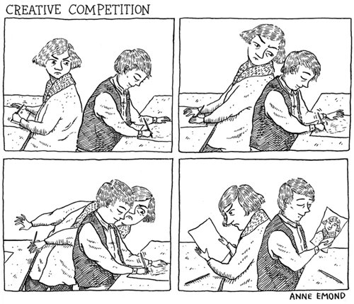 Creative competition