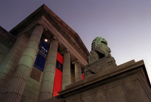 A photo of the Minneapolis Institute of Art