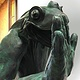 Bronze Frogs Detail by Forest Boone