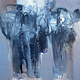 Oil painting Elephant1 by Allen  Wittert