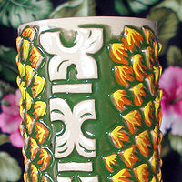 Painting Kolohe hand painted mug  Ginger Edition  by Kenneth M Ruzic