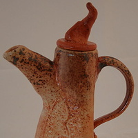 Tea Pot Attitude by Jack Caselles