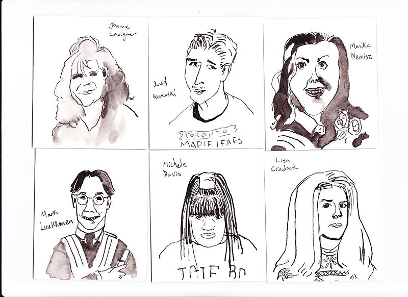 Drawing High School Year Book by Graham Hall