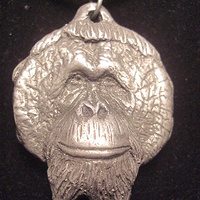 Christopher Light cold cast pewter by Jason  Shanaman