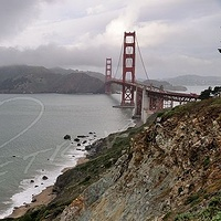 #SFO30 - Clouds Over Golden Gate by Ivan Petrov