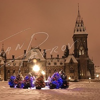 #YOW5 - Christmas on the Hill by Ivan Petrov