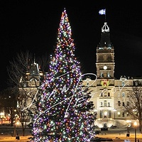 #YUL7 - Christmas in Quebec by Ivan Petrov