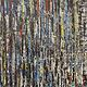Acrylic painting Urban Matrix #3 by David Tycho