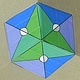 Drawing Pyramid within a Cube - 3D by Anastasia O'melveny
