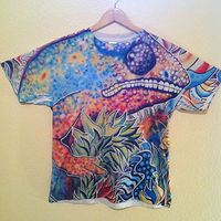 Chameleon Shirt Front  by Isaac Carpenter