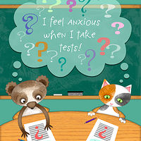 Test Anxiety by Valerie Lesiak
