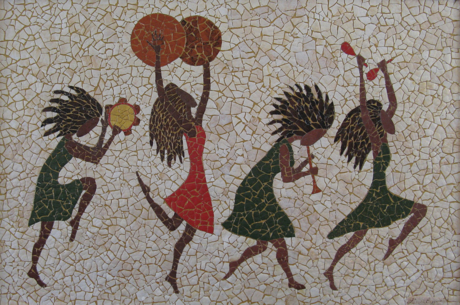 Celebration by Linda Biggers