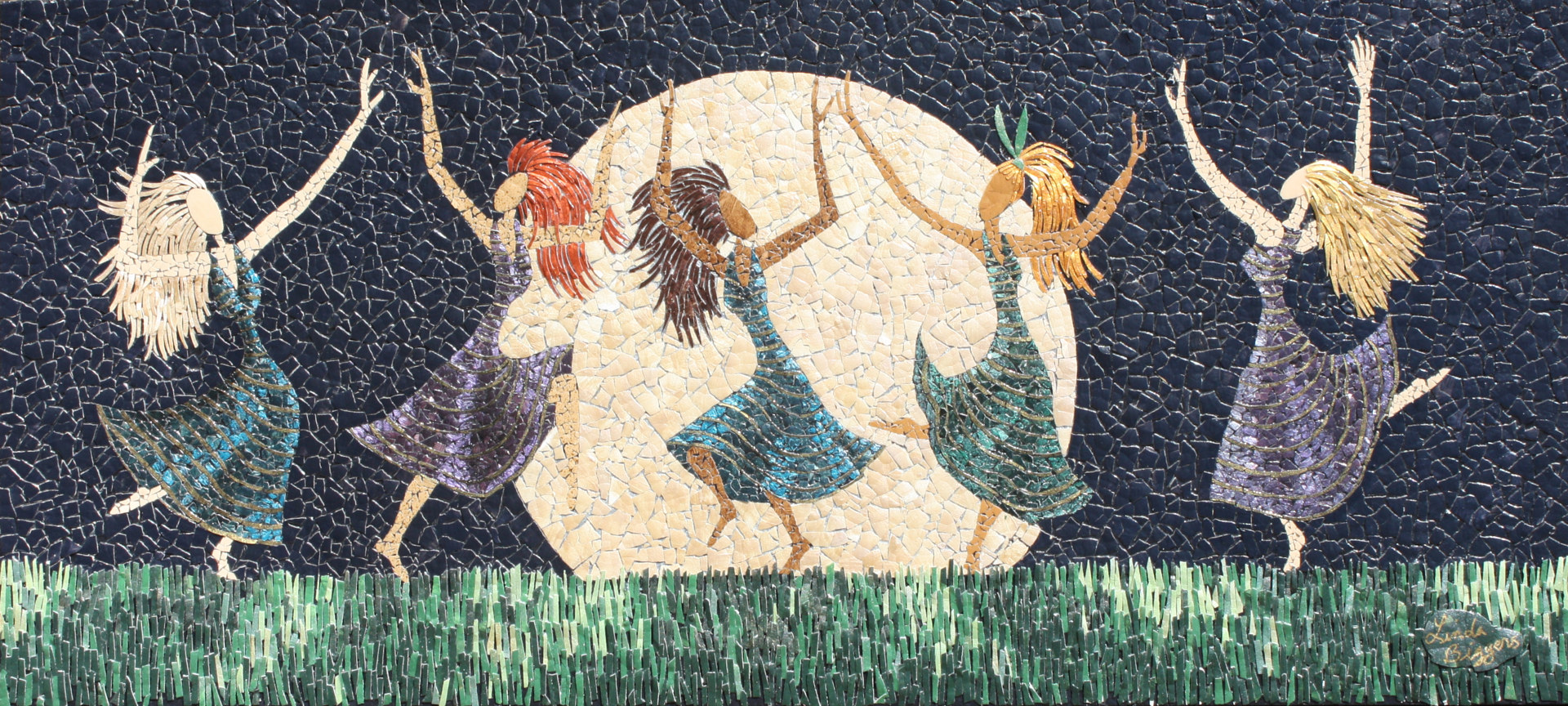 Moonlight Dancers by Linda Biggers