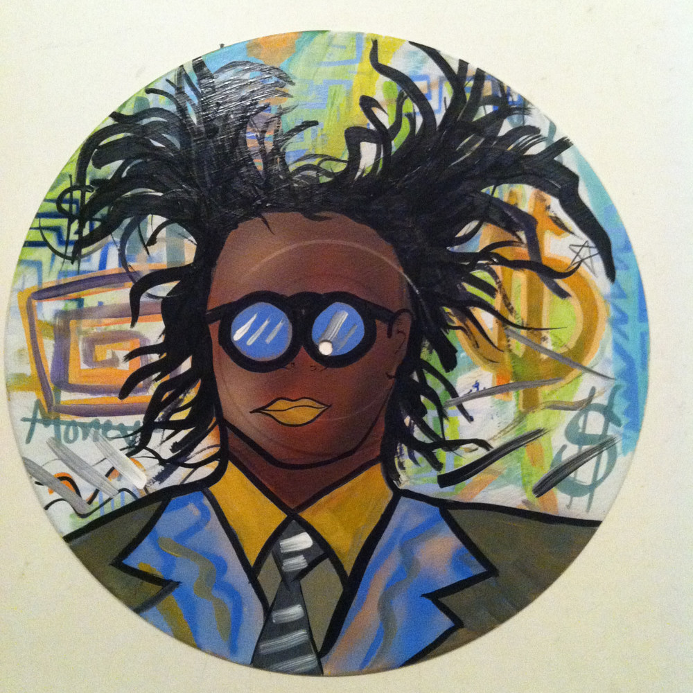 Basquiat by Isaac Carpenter