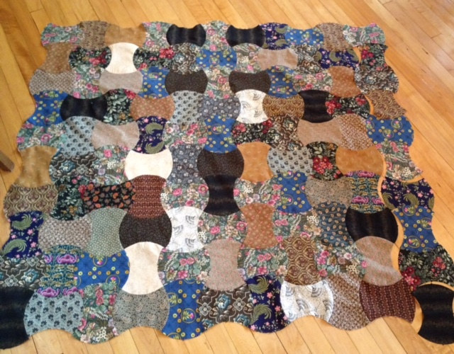 Memory Quilt 2014 by Maday Delgado