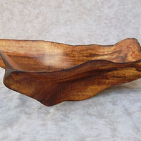 Wave Dancer, 7th View, Koa wood by Derek bencomo Bencomo