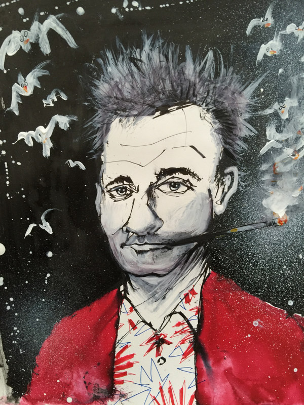 billmurray by Joey Feldman