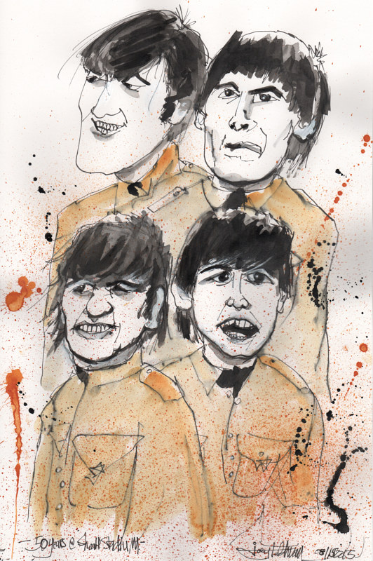 beatleshirez by Joey Feldman