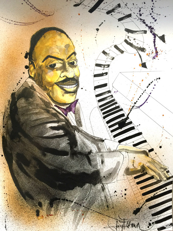 countbasie by Joey Feldman