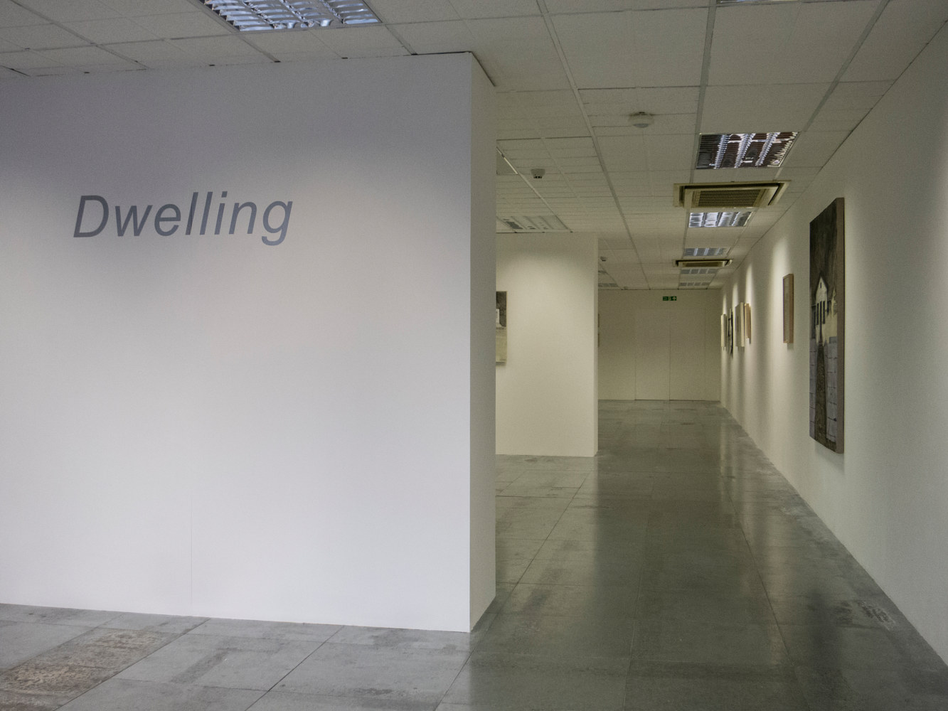 Dwelling - Solo Exhibition  by Amie t. Rangel