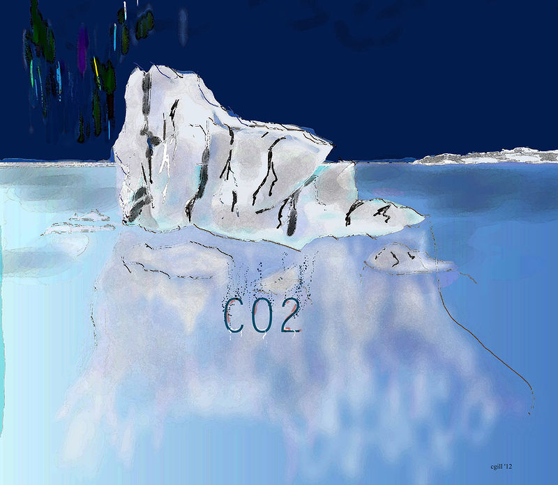 co2 by Chris  Gill