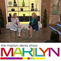 Painting Marilyn Denis Show, April 2011.docx by Linda Henningson