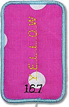 Swatch 167 by Pat Auterieth