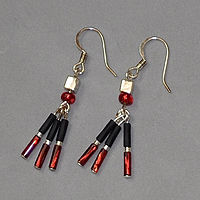 Deco Dangles by Sue Ellen Brown