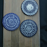 mandala embroideries by Michele Ridgeway