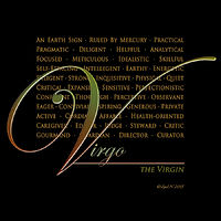 Print Virgo by Sue Ellen Brown