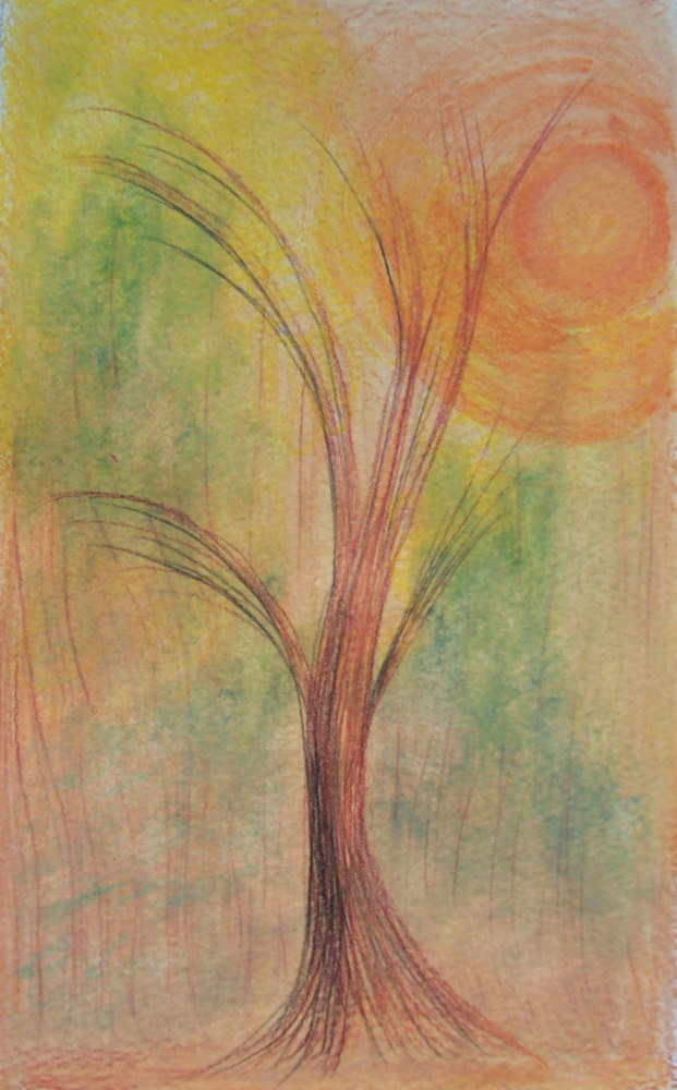 Drawing Tree by David Neace