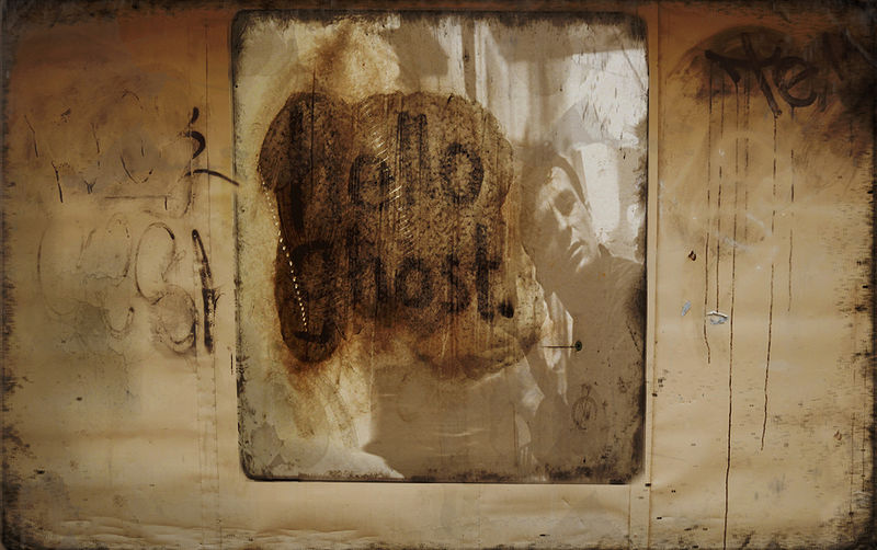 Hello Ghost -Tribute to Jack Kerouac by Chloé Surprenant