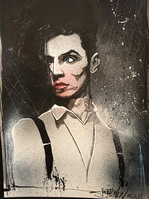 ANDYBLACK by Joey Feldman