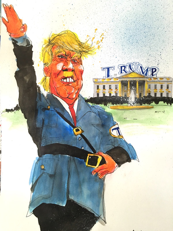 trumpler by Joey Feldman