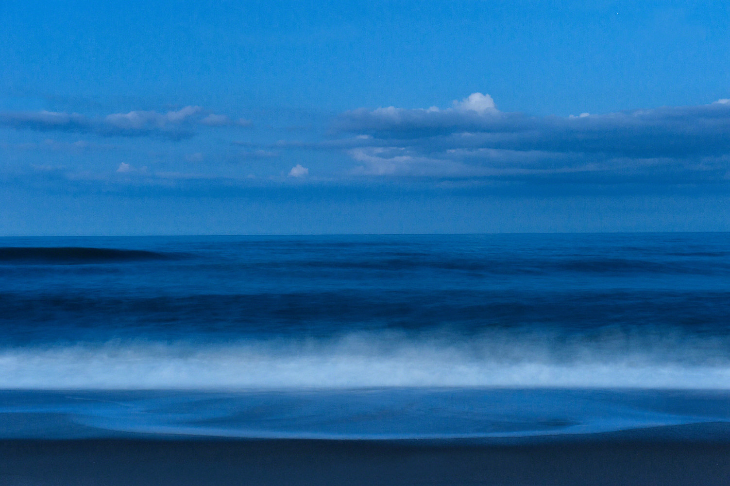 Assateague Blues by Dawn Reilly