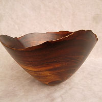 Hawaiian Koa Wood Bowl by Derek bencomo Bencomo