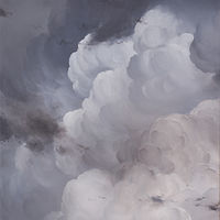Oil painting Atmosphere No. 67 (Richard 1) by Ian Fisher