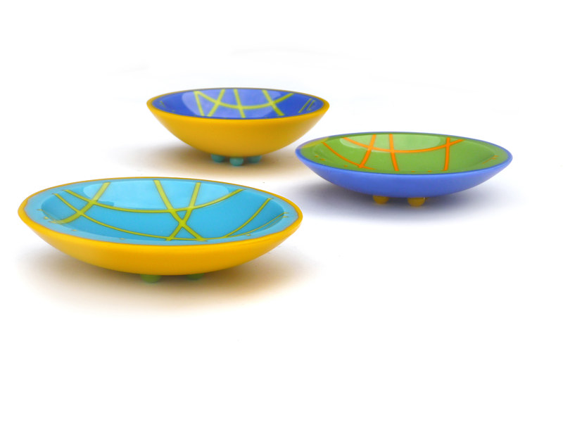 Intersect | Bowls by Vicki Allesia