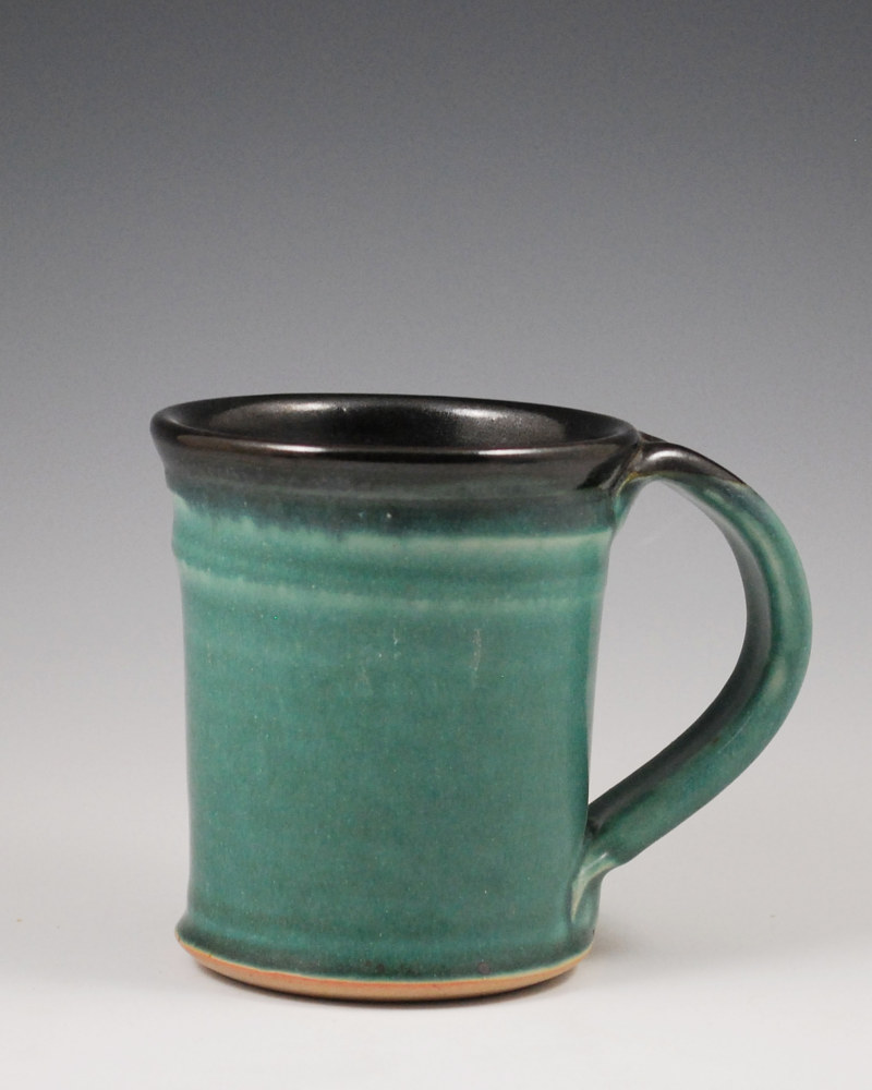 Straight Mug by Mark  Goertzen