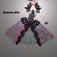 Rococo Glo by Angela Dale