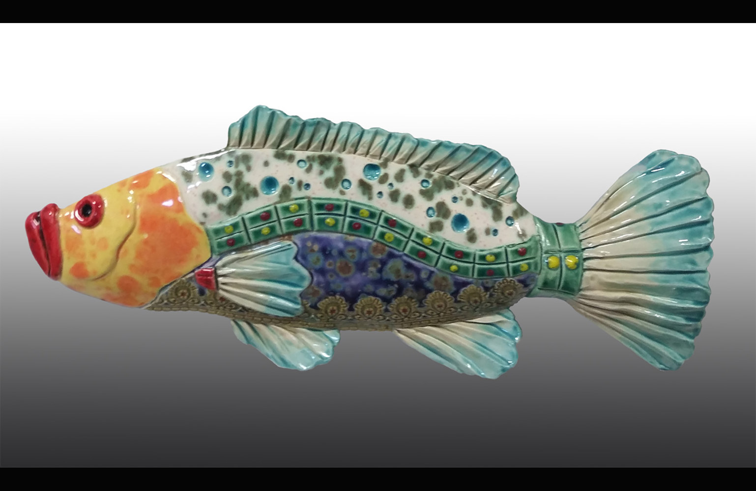 Grouper by Cathy Crain
