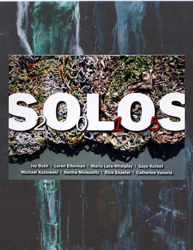 Solos 2015 Westport Arts Center by Michael David  Kozlowski