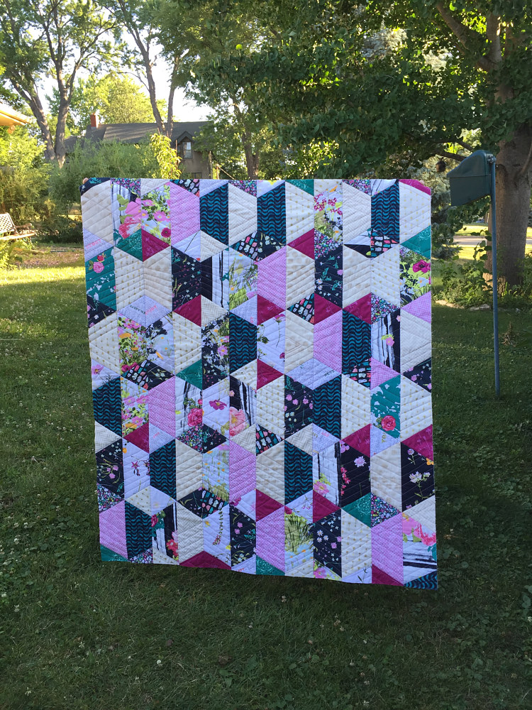 Quilting Services for Client - Ms. Eleanor by Maday Delgado
