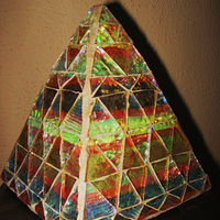 Sculpture Pyramid by Karen Spears