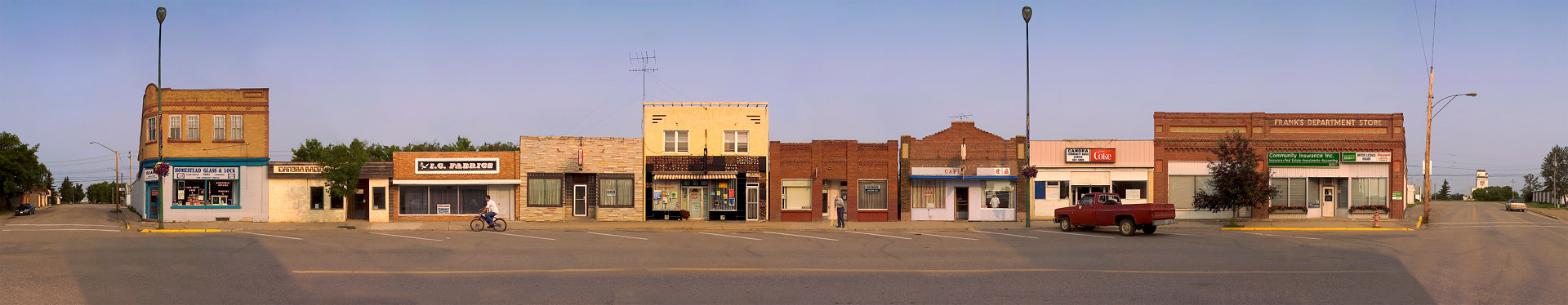 Canora SK. 23X89  2005  by Danny Singer