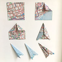 How to Fold a Paper Airplane (Toronto) by Erin  Mackeen