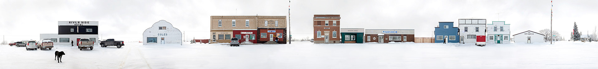 Gainsborough SK. 19X110  2010 by Danny Singer