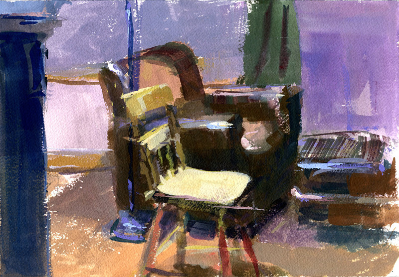 Two Chairs by William Sharp